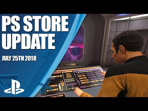 PlayStation Store Highlights - 25th July 2018