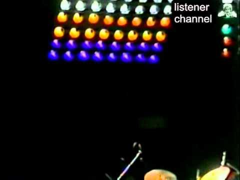 Queen - Live In Caracas Venezuela 1981 - Soundcheck