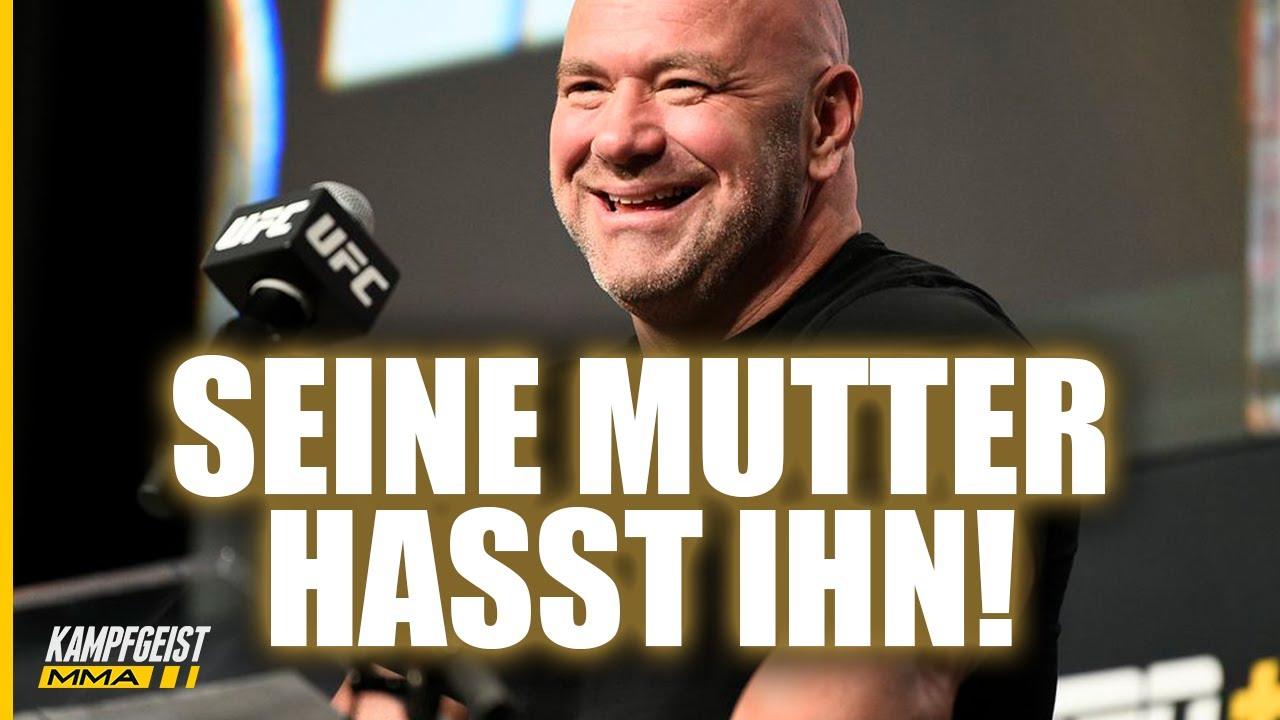 5 FAKTEN über UFC Boss DANA WHITE!
