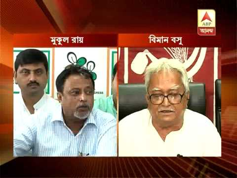 Mukul Roy Election Commission - Left Front