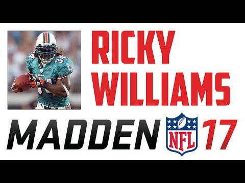 92 OVERALL RICKY WILLIAMS REVIEW - MADDEN ULTIMATE TEAM 17