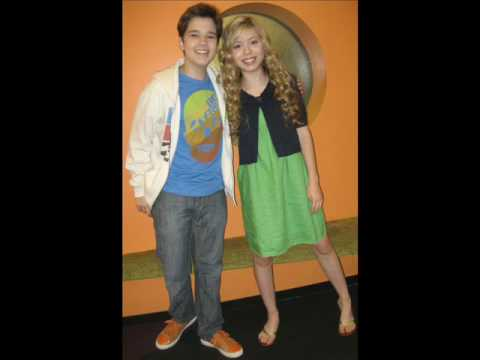 Jennette Mccurdy And Nathan Kress: Jennette McCurdy & Nathan Kress Kiss!!! (DON'T RATE IT