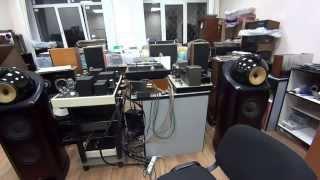 B&W Nautilus 802, PP 300B ClasicVoice Amp, Nakamichi 700 II
