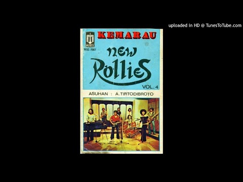 THE ROLLIES - Kemarau (AUDIO)