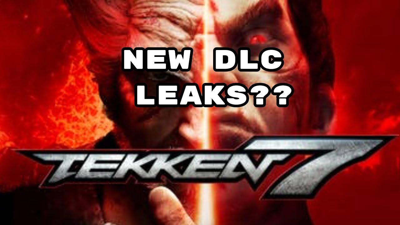 More Dlc Coming To Tekken 7 Steam Leaks Youtube