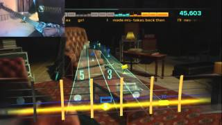 Learning the guitar with Rocksmith #1