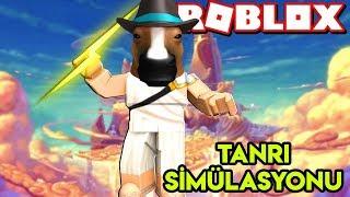 🔱'🔱 de simulation de Dieu God Simulator - France Roblox Anglais
