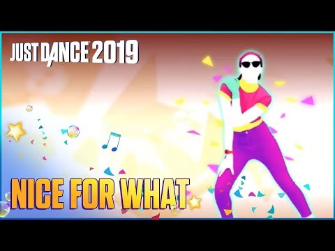 (1080p) Just Dance 2019 - Xbox One - Nice For What - Drake