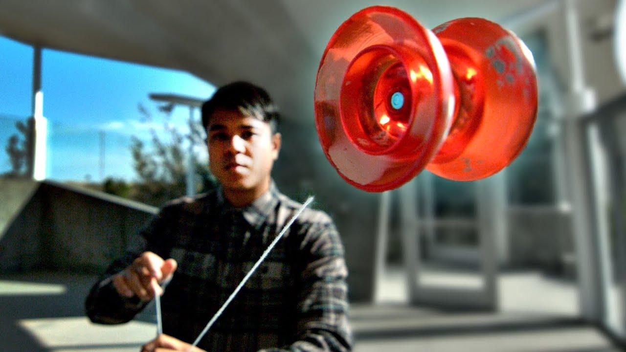 Wiedzieliście, że yoyo działa nawet, gdy nie przywiążemy do niego sznurka?