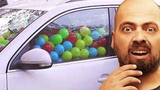 Arabamı Topla Doldurmuşlar! - Fırat