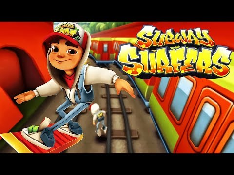 Subway Surfers Gameplay PC - BEST Games