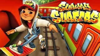 Subway Surfers Gameplay PC - BEST Games Video