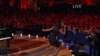 "ALICIA KEYS ""NO ONE"" HD BARACK AND MICHELLE OBAMA DANCE NEIGHBORHOOD BALL INAUGURAL"