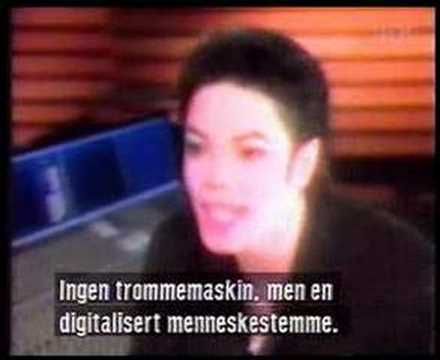 Michael Jackson Beatboxing Tabloid Junkie