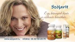 Szójavit - természetes szója készítmény