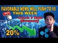RIPPLE XRP IS DOWN 20% BUT WILL IT STILL HIT $5 IN THE NEXT 7 DAYS WITH FAVORABLE NEWS?