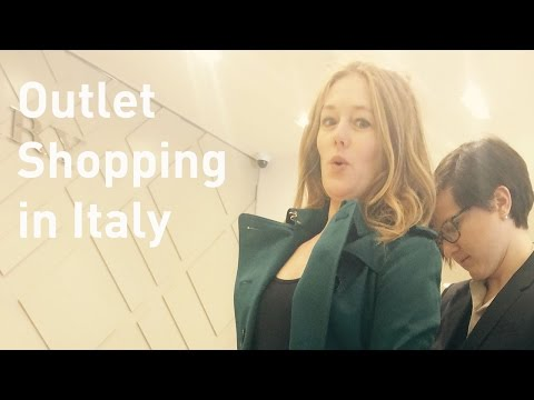 Shopping in Milan - Outlet shopping in Italy - Serravalle designer outlet