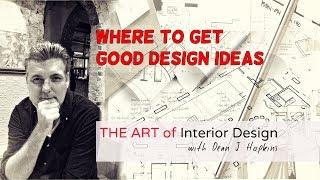 Where to get Good Design Ideas ?