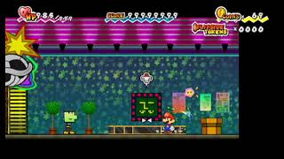 Super Paper Mario - Getting Max Stats in 2018