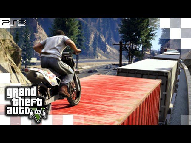 GTA V # 84 - Loucuras de Trevor (Descarrilado) -  Grand Theft Auto 5