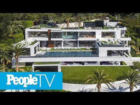 Dream Celebrity Getaways, The Most Expensive Houses & More Properties You Need To See   PeopleTV