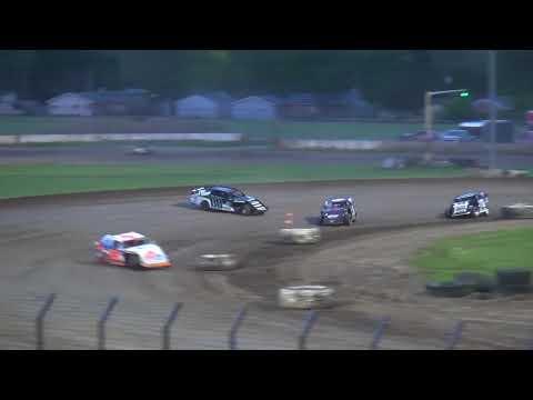 IMCA Sport Mod B-Main 2 Davenport Speedway 5/18/18