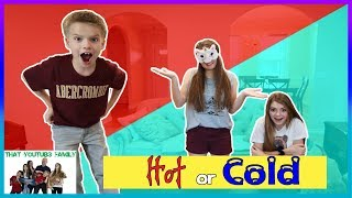 HOT OR COLD MYSTERY MAiL Hide And Seek/ That YouTub3 Family