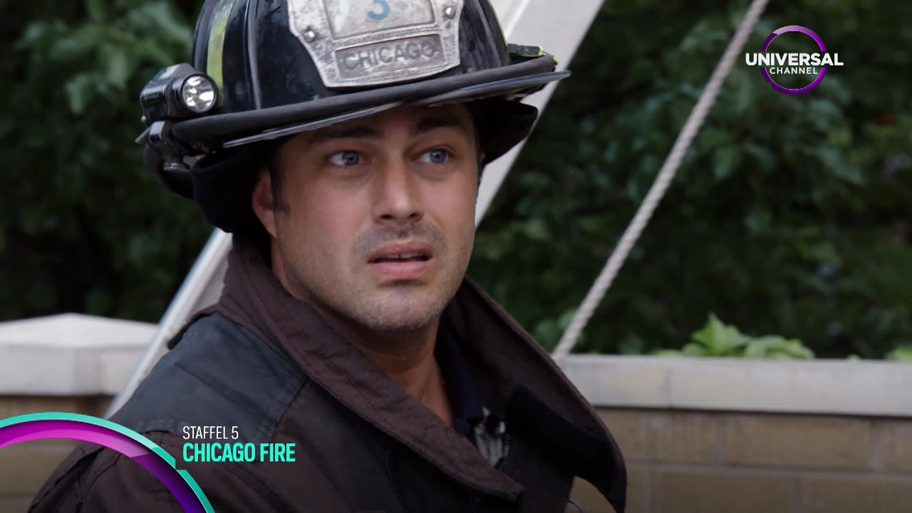 Chicago Fire Staffel 5 Auf Dvd