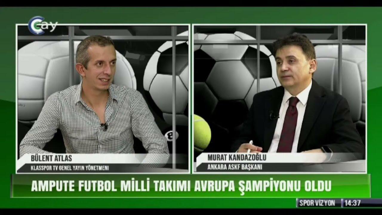 Bülent Atlas, Murat Kandazoğlu'nun Konuğu olacak