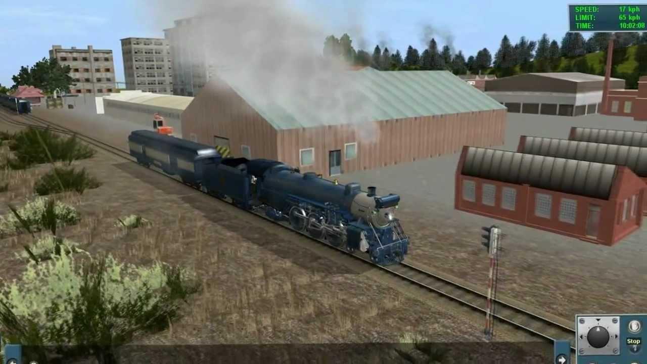 Free Download Trainz Simulator 2012 Full Version - Ronan Elektron