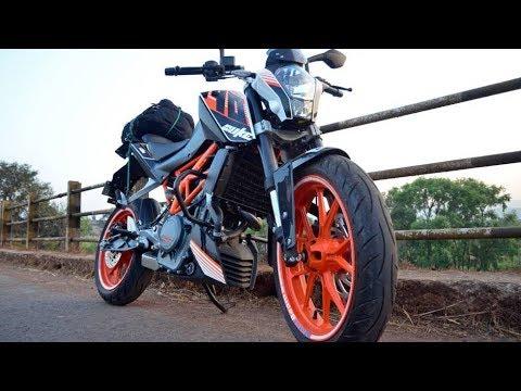 Old KTM Duke 390 Review - What A Hooligan | Faisal Khan