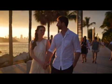 Exclusive Fisher Island Club Wedding, Miami, Florida