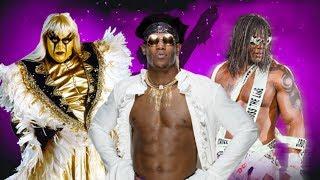 """""""Velvet & Gold"""" - (WWE MegaMix) - TheABX1"""