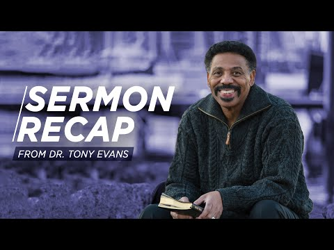 Tony Evans | The Suppression of Truth