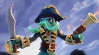 Skylanders Swap Force (PS4) 100% Story Mode Walkthrough Chapter 1 - Mount Cloudbreak