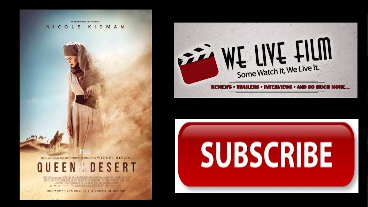 Berlin Review: Why 'Queen of the Desert,' Starring Nicole