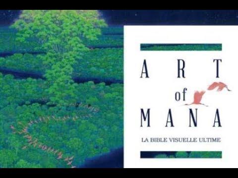 NOSTALGEEK LIVRE : Art of the mana la bible visuelle ultime