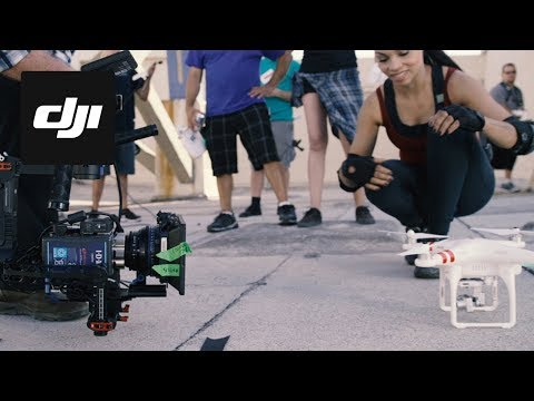 "DJI – Behind the Scenes of ""Open Your Eyes"""
