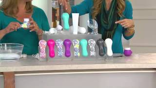 Clarisonic Mia 2 Sonic Cleansing System with Kate Somerville with Lisa Tancredi