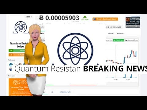 Quantum resistant cryptocurrency neo