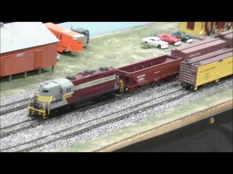"""""""BOWMANVILLE 32nd ANNUAL TRAIN SHOW"""":"""