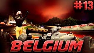 F1 2016 - Кровавая вода и сход за пару секунд до финиша - Формула 1 Сезон 2 Карьера #13