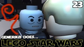 "LEGO STAR WARS The Complete Saga FINALE - ""HAPPY JEDI ENDING!!!"""