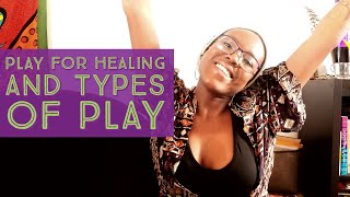 Play for Healing and Types of Players