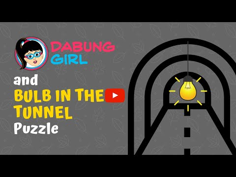 🤔 Bulb in the Tunnel Puzzle | Can you find the switch? | three switches Puzzle | English Riddle