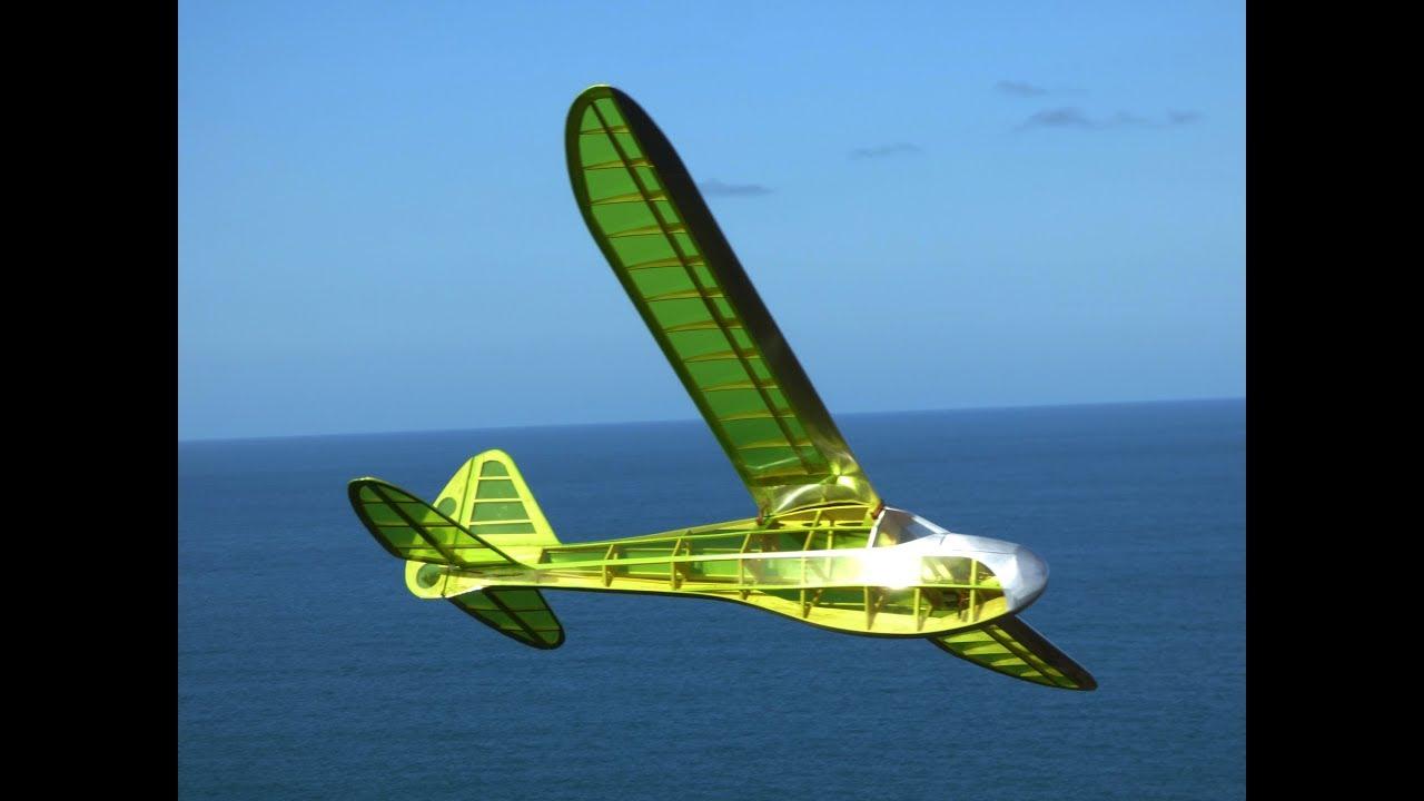"""What Is A Glider Kit >> Super Sinbad 93"""" Glider - YouTube"""