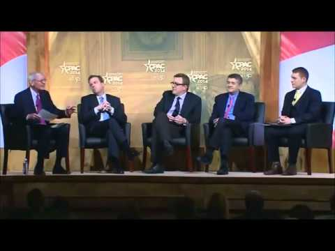 CPAC 2014 Panel: Building a Libertarian, Conservative Coalition