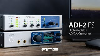 ADI-2 FS High-Precision AD/DA-conversion with unexpected versatility