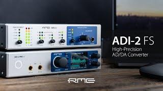 ADI-2 FS High-Precision AD/DA-conversion with unexpected versatility
