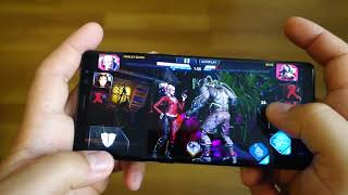 Injustice 2 - Samsung Galaxy Note 8 gameplay - Best Android Game